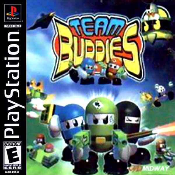 Team Buddies [U] Front Cover